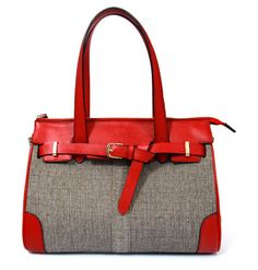 New Ladies Classic On-Trend Genuine Cowhide Leather     OUOVO-HDW138 Tote bag, handbags, should bag  US $81.61
