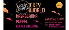 Antwerpen: BAR COSTA XL, gratis stadsfestival op de Sint-Andriesplaats