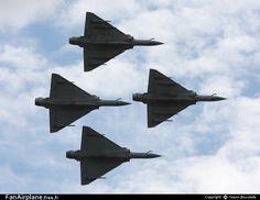 French Armée de l'Air Dassault Mirage 2000C. Valenciennes - Denain - LFAV, 14.07.2009.
