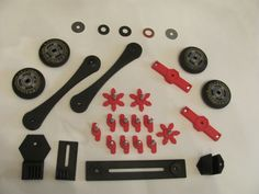 Picture of Required Parts