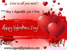 "Valentine's Day Gift for You ""The Exclusive Offer is Buy 2, get 1 for free"" has began. The campaign period will be continuing till 14.02.2015. You can have 3 products for  2 product price. ***After you buy the product , The only thing you need to do is sending  an email with this campaign code NY26091991P to info@lifeargan.com  #art #dıy #women #womanhair #female #fashion #fashionhair  #commerce #hairgrowthproducts #hairgrowthtreatments #hairlosscure #hairlossremedies"