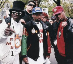 Public Enemy & Spike Lee