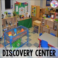 Pocket of Preschool: Classroom Reveal and a FREEBIE