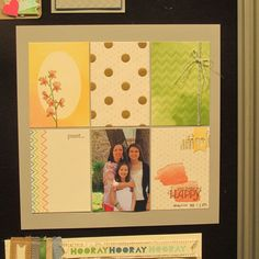 All-Day Scrapbook Marathon, loads of gorgeous pages!
