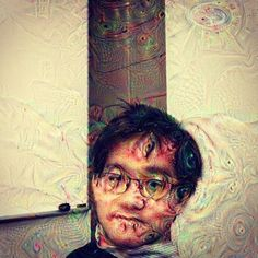 Deep dream #deepdream  #deeplearning by dvu86