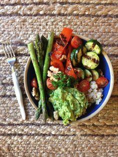 野菜不足解消にはこれ。パワーサラダボウルのアレンジレシピ6選 - macaroni