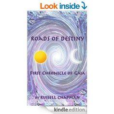 My first novel Roads of Destiny