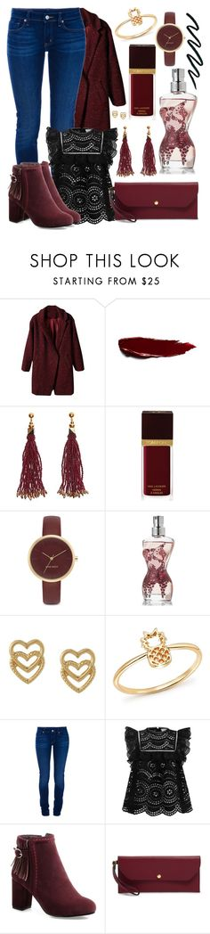 """#57"" by oneandonlyfashion ❤ liked on Polyvore featuring Nocturne, Tom Ford, Nine West, Jean-Paul Gaultier, Mondevio, Bing Bang, Ralph Lauren, Zimmermann and Henri Bendel"