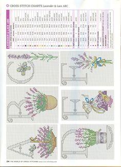 Gallery.ru / Фото #12 - The world of cross stitching 148 - tymannost