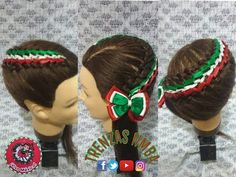 HERMOSOS PEINADOS DE MODA CON TRENZAS / Beautiful Hairstyles Tutorial Compilation 2017 - 2018 - YouTube