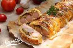 4 villámgyors bruschetta a szilveszteri partihoz Cold Dishes, Easter Recipes, Bruschetta, Baked Goods, Sushi, Bacon, Bakery, Turkey, Food And Drink