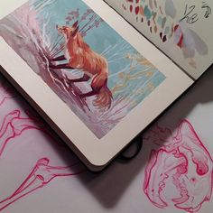 :Illustration:Gallery:Concept: by J.A.W. Cooper: Plein Air and Sketch Dump!