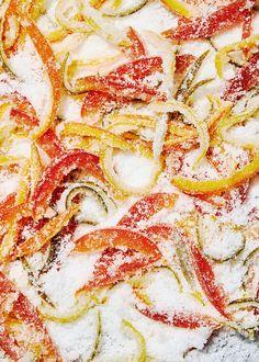 Sour Candied Citrus Peels Recipe | Bon Appetit
