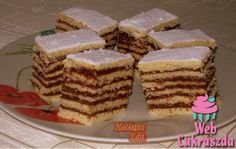undefined Vanilla Cake, Tiramisu, Cooking Recipes, Sweets, Baking, Ethnic Recipes, Food, Gummi Candy, Chef Recipes