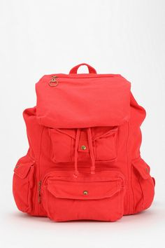 BDG Cargo Pocket Backpack