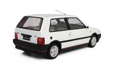 Fiat Uno Turbo 2° Serie MK2 1990 Modellino 1:18 Laudoracing