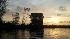 사바주 강가