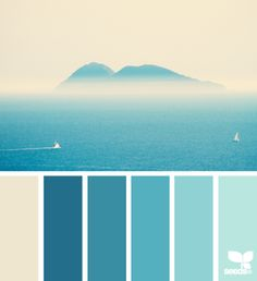 design seeds | color sail | for all who ♥ color