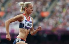 South Africa's Semenya rivals are racing for second in Rio 2016 : Lynsey Sharp