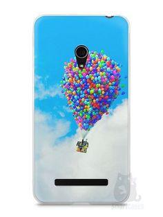 Capa Zenfone 5 Balões