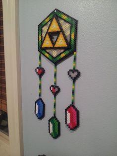 Legend of Zelda dreamcatcher