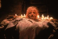 Mummy Voorhees in Friday The 13th Part 2.