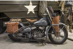 Harley-Davidson WLA.