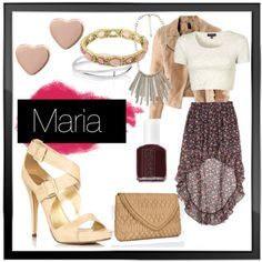 JustFab.com Maria sandal. #shoes