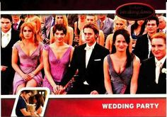 #TwilightSaga #BreakingDawn Part 1 - Series 2: Wedding Party #15