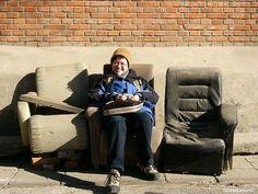 Street Seater Beijing, Potato, My Photos, Couch, Street, Potatoes, Settee, Sofa, Sofas