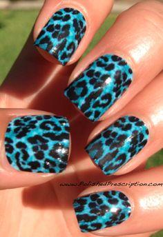 Polished Prescription: OMG Nail Strips Review
