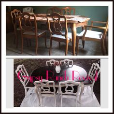Gypsy Ranch Revival Revived dining set