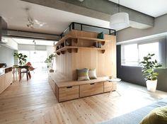 Bildergebnis für small apartment architecture