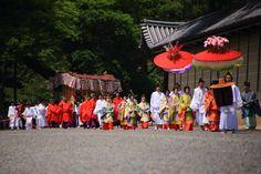 葵祭 写真 高画質 京都 華やか