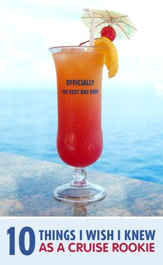 First time cruisers, this list is for you! Don't set sail on your first journey to paradise without considering a few of these planning tips and tricks.