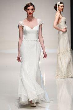Robe de mariée Stephanie Allin collection 2014