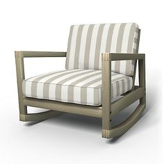 Lillberg Rocking chair cover - Armchair Covers | Bemz