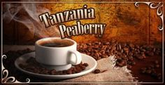 Peaberry Coffee at it's Finest!