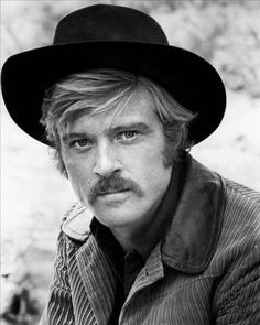 Robert Redford in Butch Cassidy and the Sundance Kid (1969)