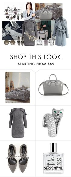 """""""Unbenannt #7397"""" by snowmoon ❤ liked on Polyvore featuring Givenchy, Blumarine, Mint Velvet, Comme des Garçons and Chloé"""