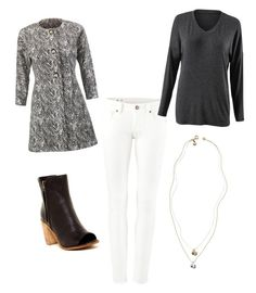 """You can wear white after Labor Day"" by kirsten-dolan on Polyvore featuring CAbi and Rebels"