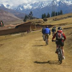 Combining horse riding, white water rafting and mountain biking with the Inca trail to Machu Picchu you have the perfect all round adventure holiday in the Andean highlands. From £1260