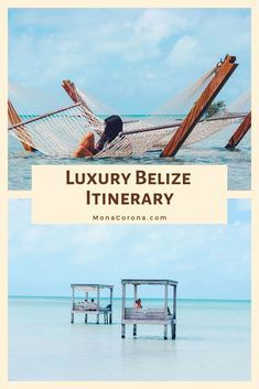 Click here to see the ultimate Luxury Belize Itinerary | Read all about the the top things to do in Belize, where to stay in Belize, the best hotels in Belize, and the best restaurants in Belize. | 7 Day Belize Itinerary in Ambergris Caye, Caye Caulker, and Hopkins | #belize #centralamerica #ambergriscaye #cayecaulker #hopkins #travel #hotels #restaurants #honeymoon #beach #sanpedro #vacation #islands #resorts #jungle #bluehole #barrierreef #scubadiving #snorkeling #itinerary #ruins #cavetubing Belize Hotels, Belize City, Belize Vacations, Belize Travel, Bali, Barbados, Hopkins Belize, Belize Honeymoon, Caribbean Honeymoon