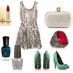Perfect New Year's Eve Dress | the perfect New Years Eve outfit..