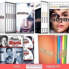 Divano pizza e film il sabato sera?  Allora scopri la selezione dvd delle serie italiane più apprezzate https://www.nanarossa.com/it/577-mediashopping-visti-in-tv