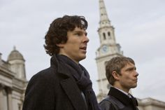 Sherlock TV Review. Benedict Cumberbatch and Martin Freeman. http://www.Neamoview.blogspot.co.uk