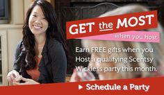 Schedule your Online, Basket, or Home Party with me.