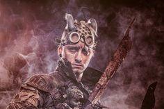 Apocalyptic Wasteland | Wasteland Warriors's photo of Jakob Winter and Calvin Hollywood.