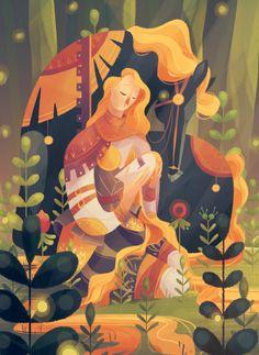 Rafael Mayani Illustration - Moments