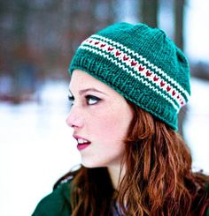 Knitting a hat in the round? Here's what you need to know before you get started to find cute and comfy success!